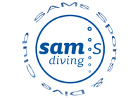 Tauchbasis sams diving sports en dive club